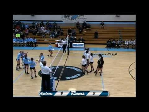 Pueblo West highschool volleyball VS Green Mountain highschool