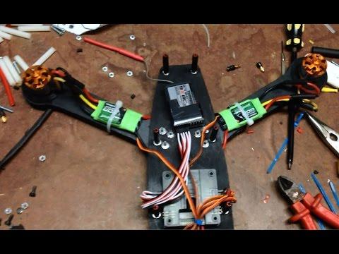 kk2 1hc wiring diagram zmr250 / qav250 grows to zmr430 quadcopter. final build ... auto coil wiring diagram