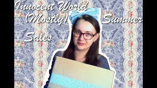 ♥ Innocent World (Mostly) Summer Sales Unboxing ♥