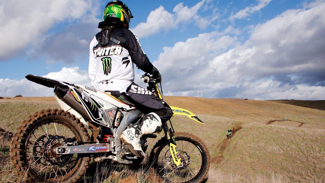 Freestyler De Motocross Twitch Construire