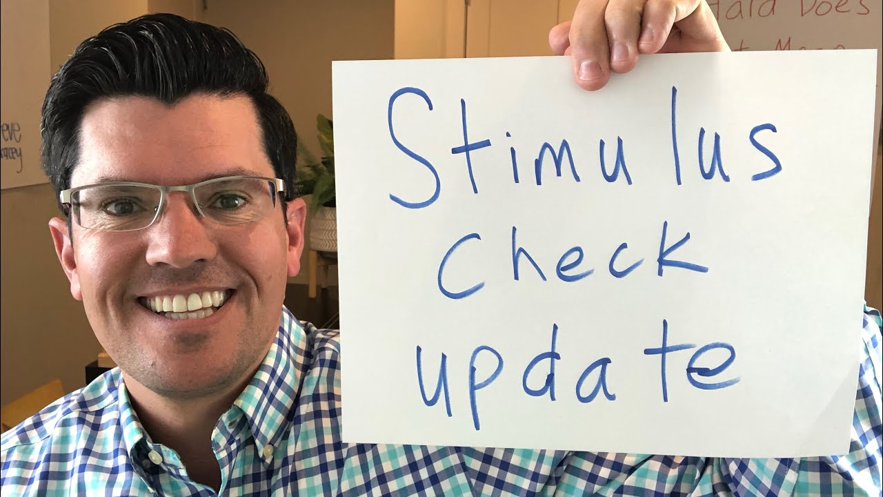 Stimulus Check 2 & Second Stimulus Package Update Wednesday October 21