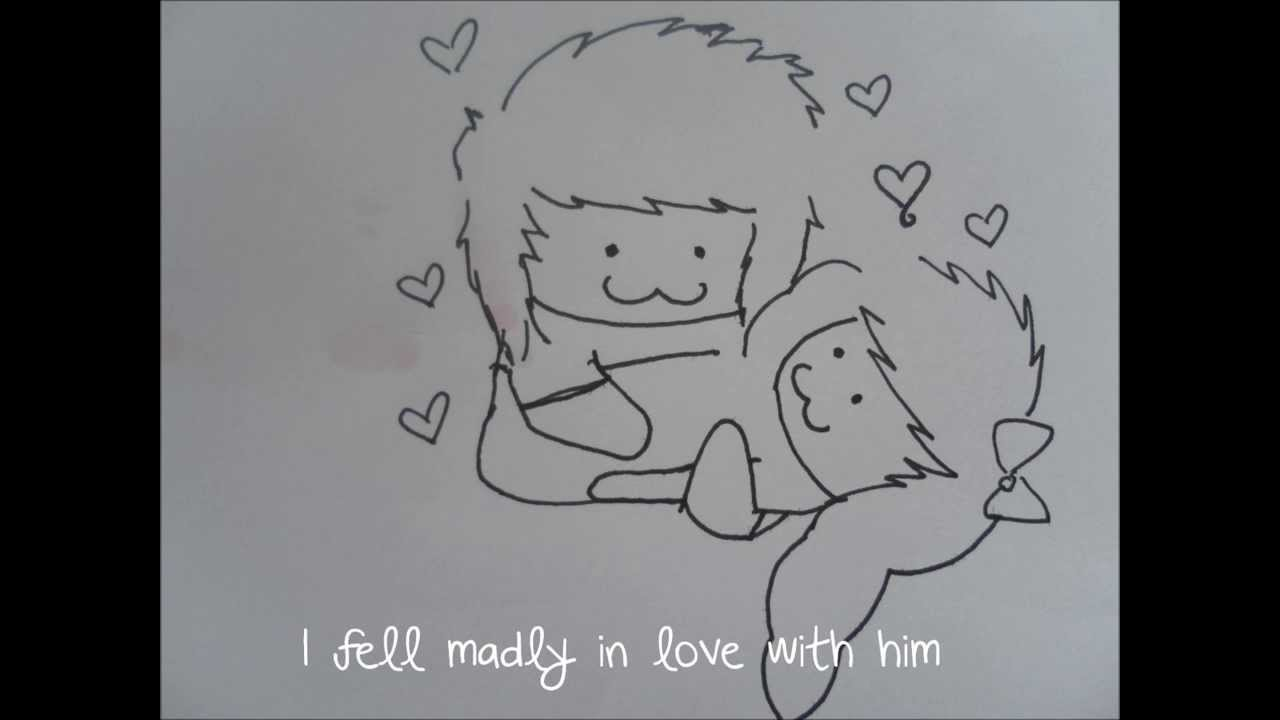 What should i draw for my boyfriend