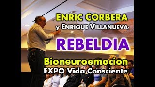 ENRIC CORBERA A SOLO DIAS DE LA EXPO VIDA CONSCIENTE