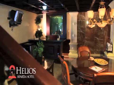 Helios Aparta Hotel  YouTube