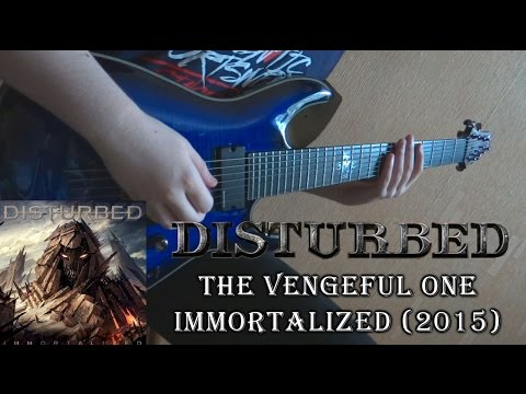 Disturbed - The Vengeful One (Guitar Cover + TAB by Godspeedy)