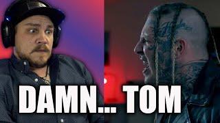 Best Rapper Ever - Tom MacDonald reaction : THIS IS DARK