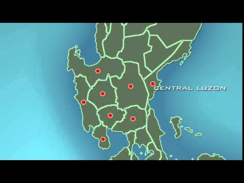gfx map central luzon