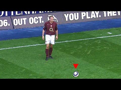 LEGENDARY Arsenal Goals