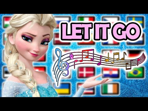 50 People Sing Let It Go In 30 Different Languages