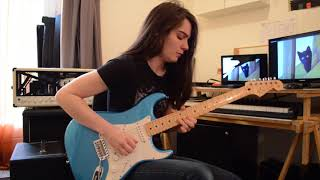 Anaïs - Icarus guitar cover (Monkey3)