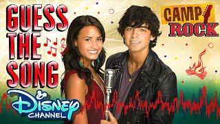 शिविर रॉक! गाने का अंदाज़ा लगाओ! खेल | एपिसोड 11 | डिज्नी चैनल