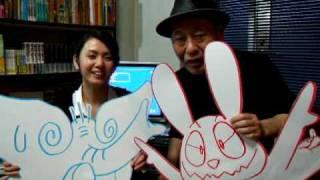 パーソナリティである泉谷しげると小島可奈子が日本を元気にすべく まち...