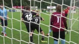 Cordialcup 2011: U13 das Turnier + Finalspiel