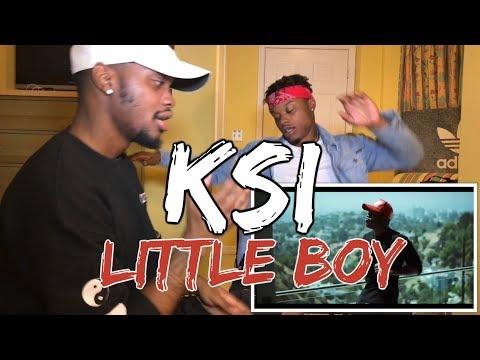 KSI - Little Boy (Official Music Videos) - REACTION