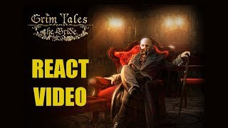 "LET'S REACT TO CLASSIC GIBS - ""Grim Tales: The Bride"" #YourGibsLive"