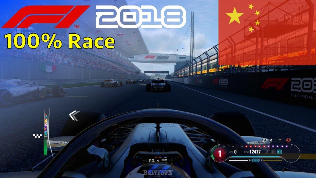 9cc06075b80 F1 2018 - Let s Make Bottas World Champion  3  100% Race China - YouTube