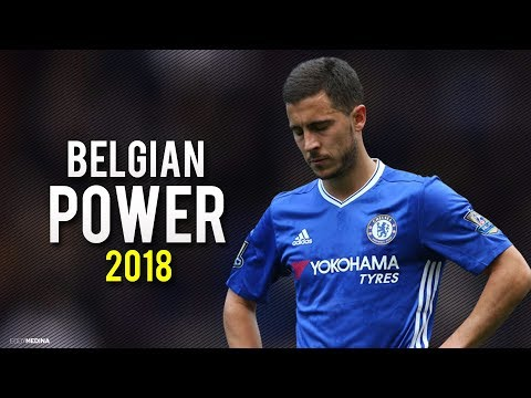 Eden Hazard ● Belgian Power | Best Skills & Goals | 2016/17 | HD
