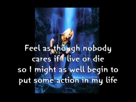 Rock of Shakespeare - Doro - Breaking the law.flv