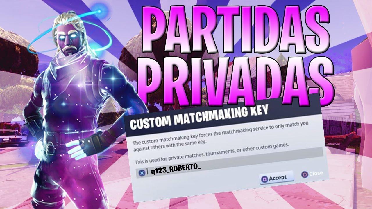 Partidas Privadas Fortnite Con Suscriptores Directo Partidas Personalizadas Fortnite Torneo