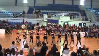 Athens Dance Sport  Open 2014 Hiphop  Dance  Youth   Stars and angels Νεα Μακρη