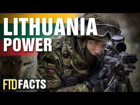How Much Power Does Lithuania Have?
