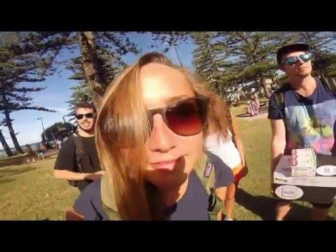 Gold Coast Study Abroad 2016