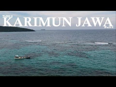 VLOGG #11 | Goes to KARIMUN JAWA!! Anora Beach 'n Mangrove Forest