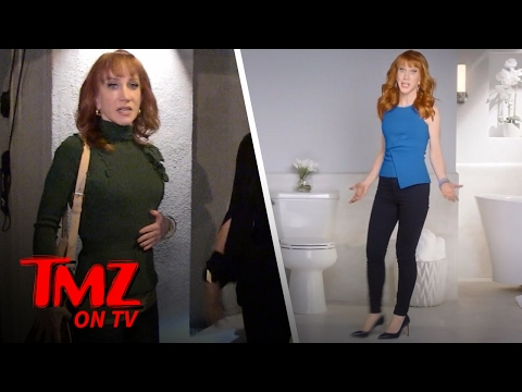 Kathy Griffin's Got A BIG New Job | TMZ TV