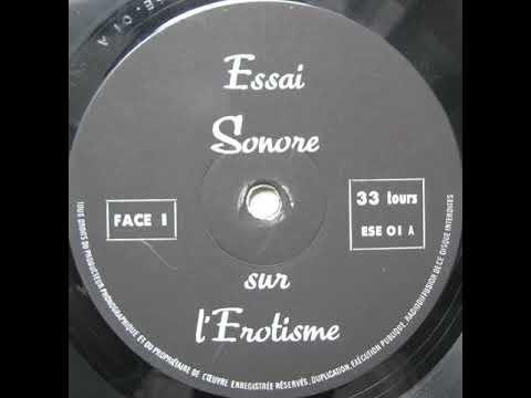 "Magrin-Sofreson ""Essai sonore sur l'érotisme"" (side A) 1960's Not on label"