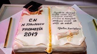 BANCHET PROMOTIA 2019 - COLEGIUL NATIONAL ,,NICOLAE TITULESCU PUCIOASA