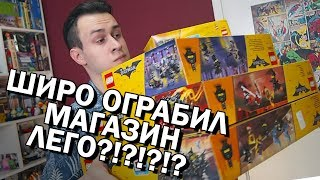 ОТКУДА СТОЛЬКО НАБОРОВ по Batman Movie? - Ответ в видео!