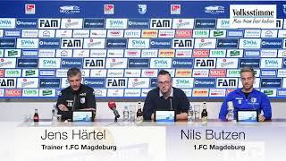 FCM: PK vor dem Spiel gegen Regensburg
