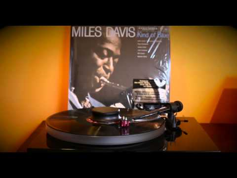 Miles Davis - Flamenco Sketches (Headphone ONLY, Vinyl Experience)