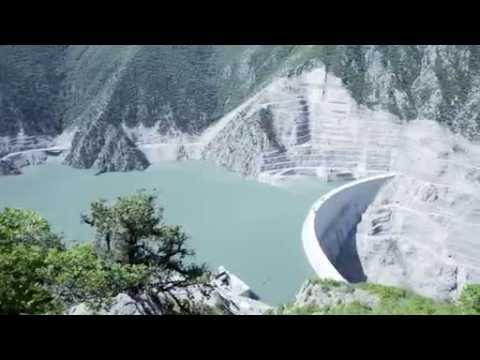 Deriner Dam - Europe's tallest hydroelectric dam