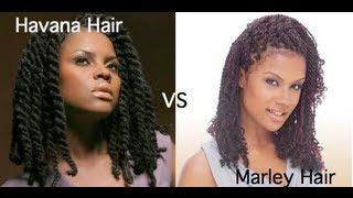 90: Marley Hair vs. Havana Hair