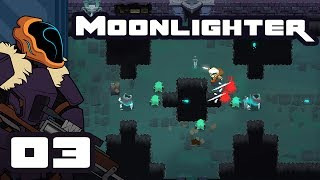 Let's Play Moonlighter [Pre-Alpha] - PC Gameplay Part 3 - New Gear!
