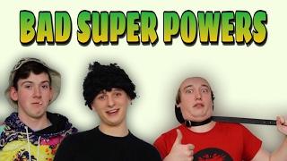 Bad Super Power Club - Strange powers