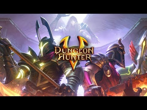 Dungeon Hunter 5 Android / IOS GamePlay