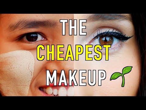 Myanmar's Organic Makeup!   Thanaka
