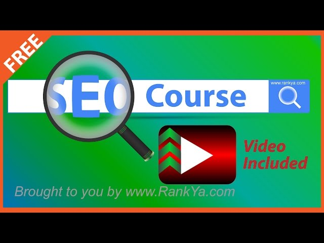 "Complete SEO ""Search Engine Optimization"" Training Course"