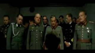 Hitler finds out that King of the Hill has been cancelled