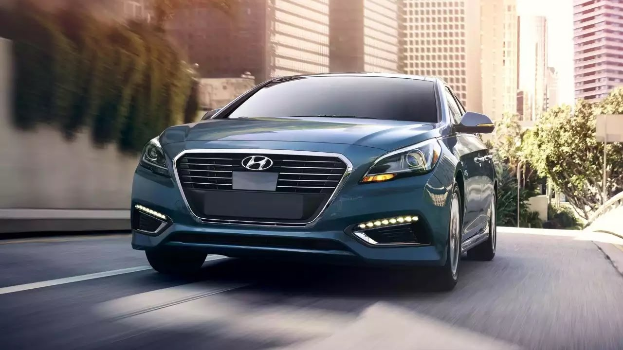 hyundai sonata hybrid 2017 car review youtube. Black Bedroom Furniture Sets. Home Design Ideas