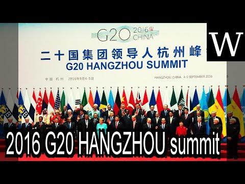 2016 G20 HANGZHOU summit - WikiVidi Documentary