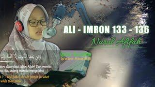 Qori'ah Cantik Bersuara Merdu || Nurul afifah || Ali Imron 133 - 136 ||Tasikmalaya