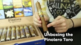 Unboxing the Pinolero Toro by AJ Fernandez