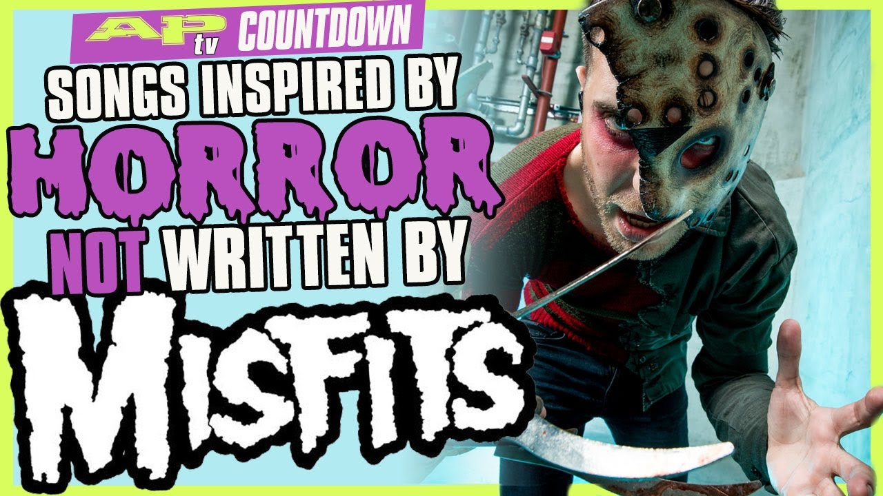 10 Horror Movie Inspired Songs NOT Written By The Misfits