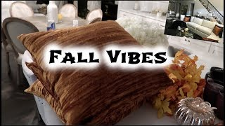 VLOG | Switching to FALL VIBES