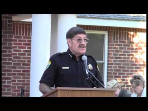 Mineral County Sheriff Press Conference Superior Montana 09/19/2013 Part One of Three.