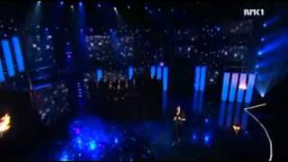 Didrik Solli-Tangen feat. Oslo Fagotkor - My Heart Is Yours (MGP Final, 12.02.2011)