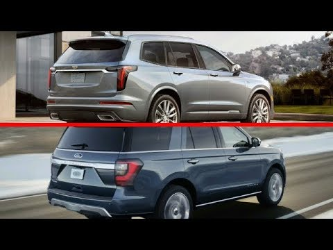 2020 XT6 VS FORD EXPEDITION